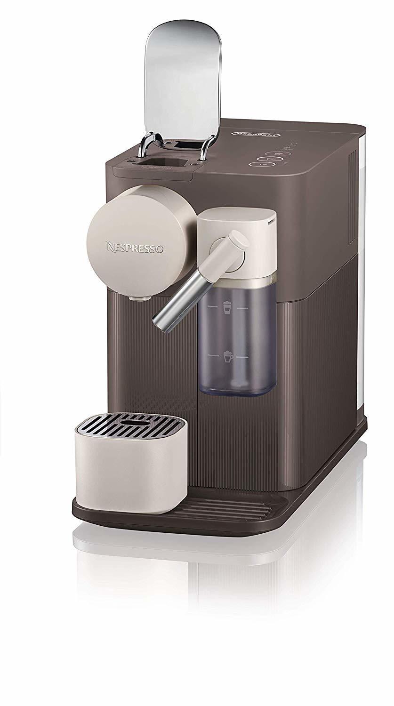Nespresso Delonghi Lattissima One Mocha Brown