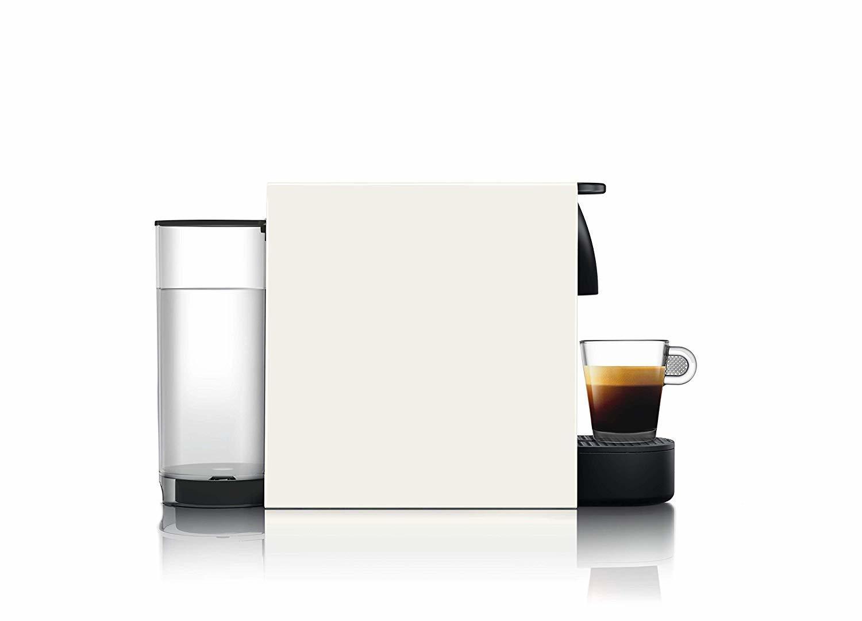 Nespresso Krups Essenza Mini Pure White