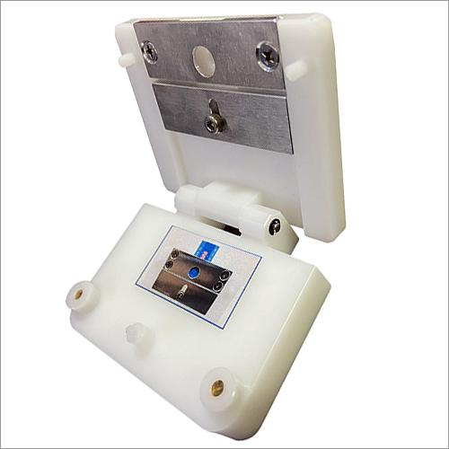 Temperature Sticker Puncturing Device