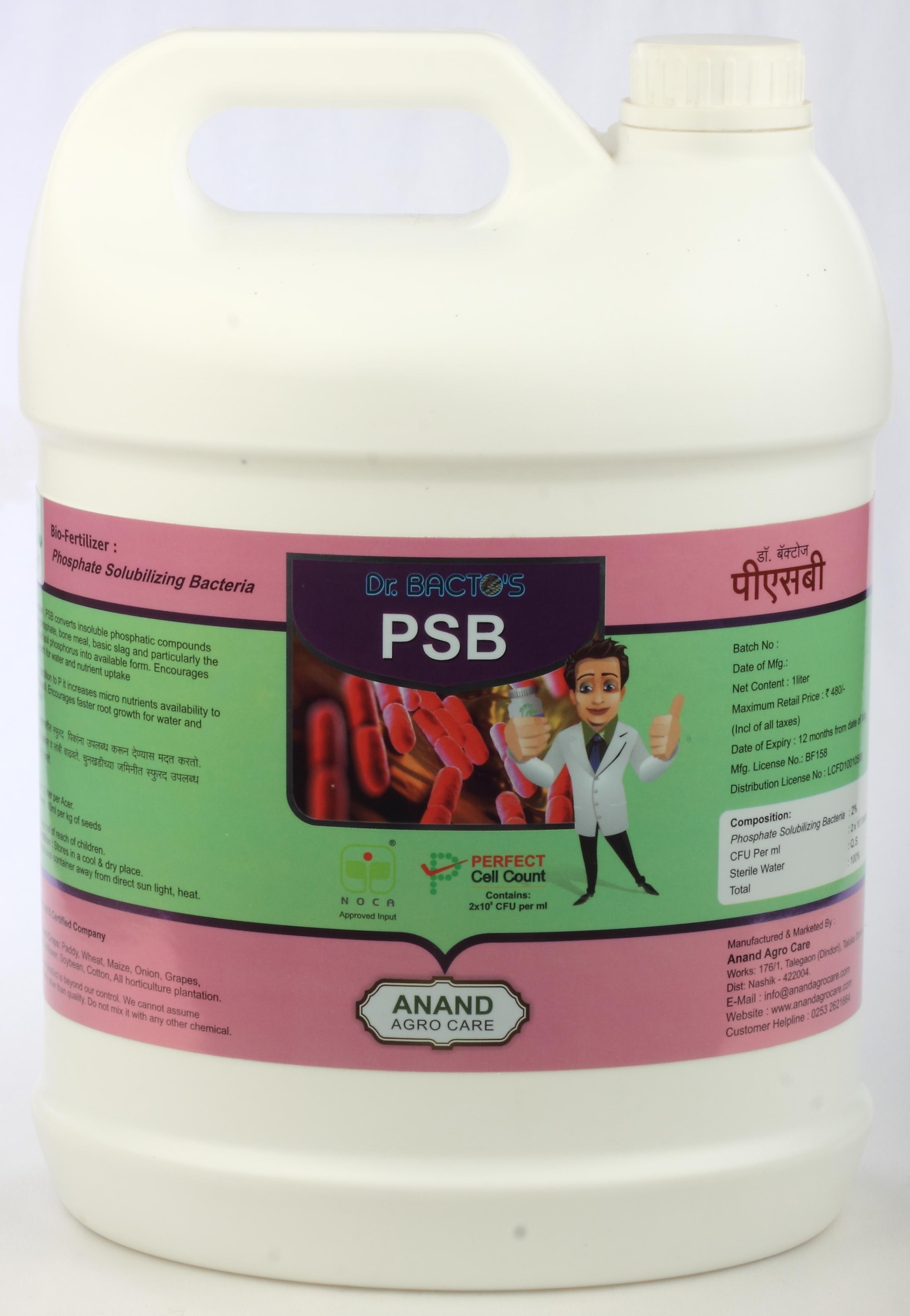 Phosphorus Solubilizing Bacteria