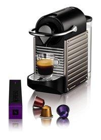 Nespresso Pixie Espresso Maker, Electric Titan