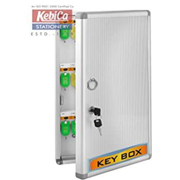 Kebica 48mm Key Alumnium Lock Box