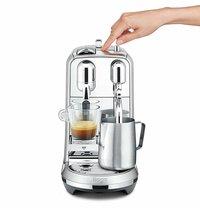 Nespresso Creatista Plus by Sage, Silver