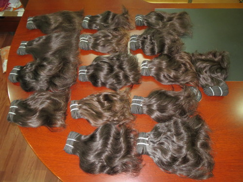 IBS EXHIBITON HAIR PRODUCT NATURAL WAVY