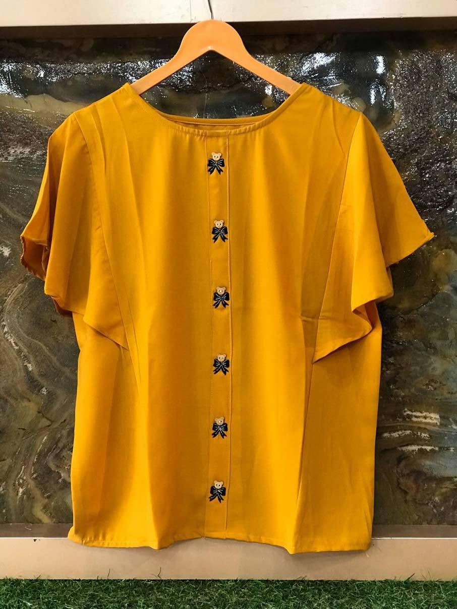 Imported Premium Allensolly Fabric