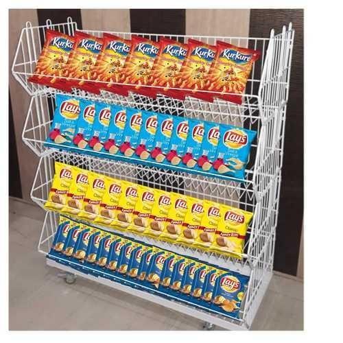 Kurkure Storage Racks