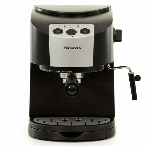 Tecnora New Classico TCM 107 M Thermoblock Pump Espresso and Cappuccino Coffee Maker - 1050 W