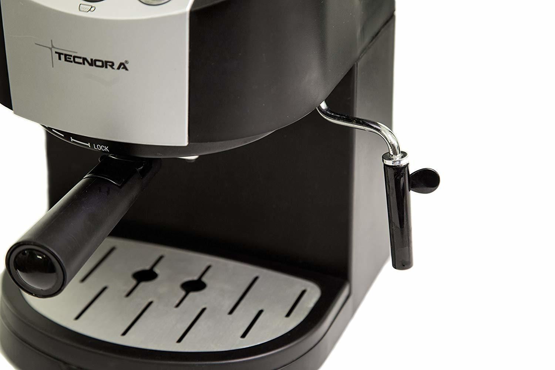 Tecnora New Classico TCM 107 M Thermoblock Pump Espresso and Cappuccino Coffee Maker - 1050 W
