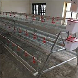 Wire Mesh Poultry Cage