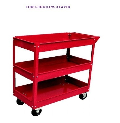 Tools Trolleys 3 Layer