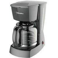 Tecnora Caffemio TCM 206 1.8 Litre, 800-950 W, Drip Coffee Maker with 12-Cup Capacity, in Black