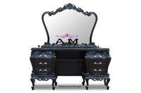 mett black dresser
