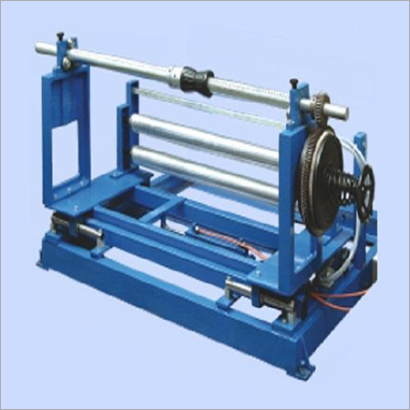 Web Guiding Machine