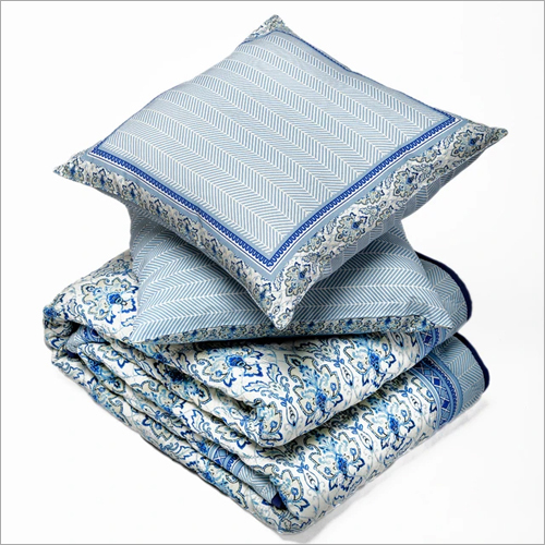 Quilt And Cushion Cover Set