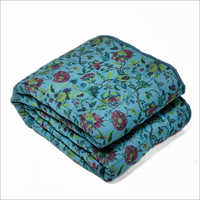 Cotton Printed Weighted Blanket