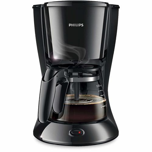 Philips HD7431/20 760-Watt Coffee Maker (Black)