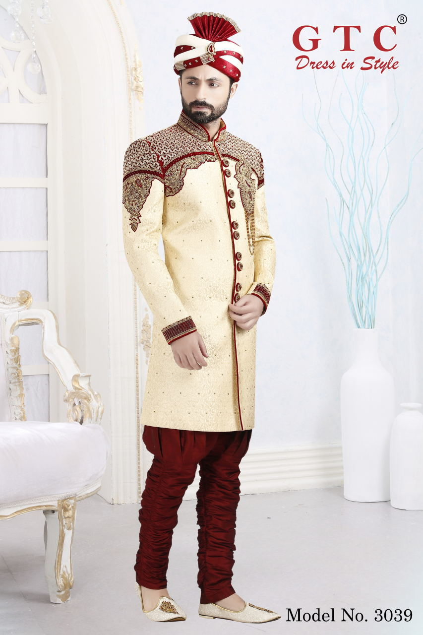 3039 Designer Sherwani