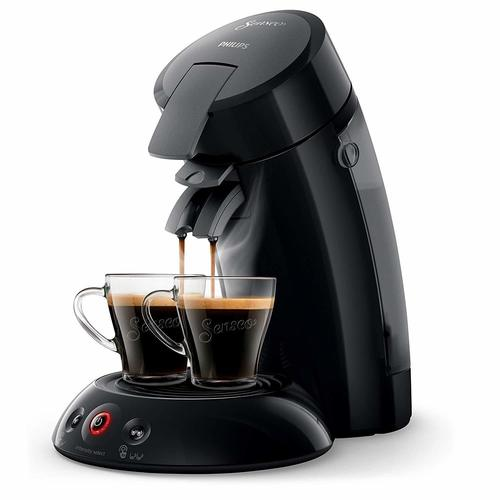 Philips HD6554 / 61 Coffee Pod Machine Senseo Original Black 0, 75 Liter