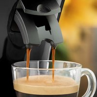 Philips HD6554 / 61 Coffee Pod Machine Senseo Original Black 0, 75 Liter