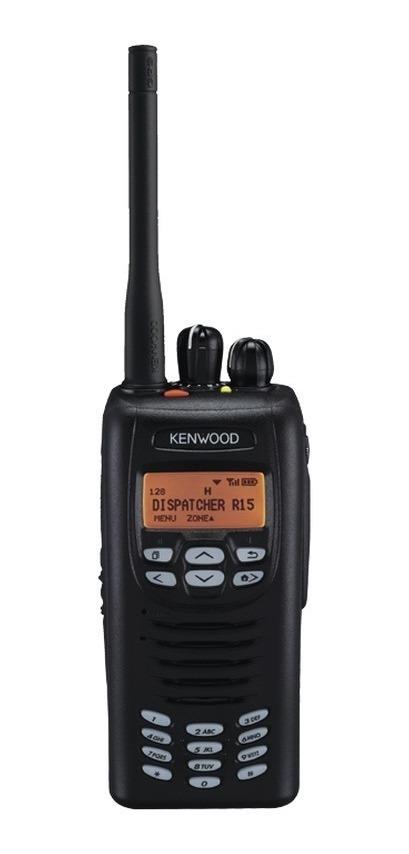 Best walkie talkie Kenwood NX-200