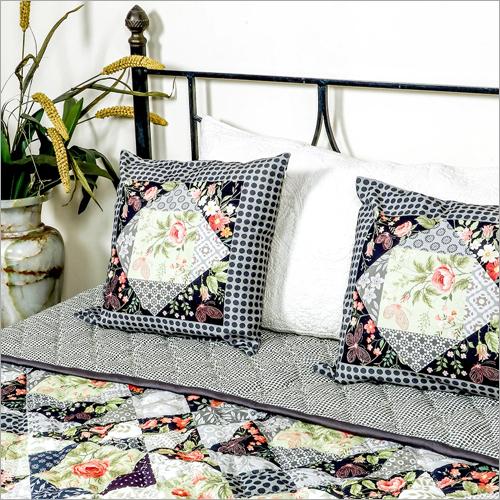 Reversible Comforter Quilt Set