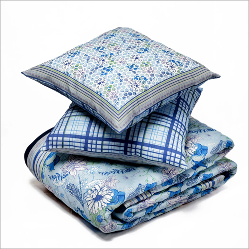 Quilt And Two Cushion Cover Set