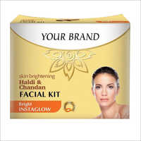 Skin Brightening Haldi And Chandan Facial Kit