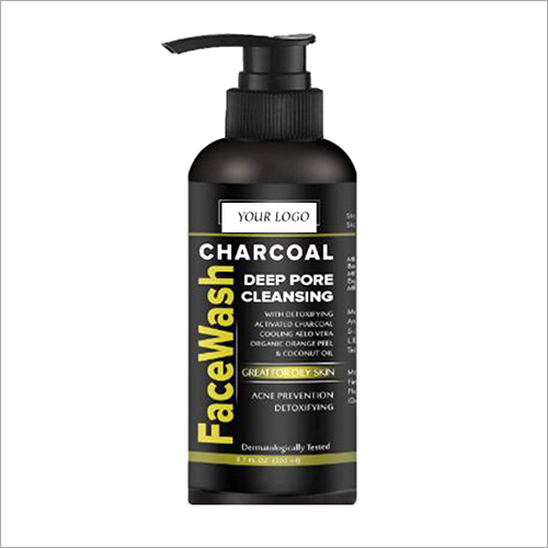 Charcoal Deep Pore Cleansing Facewash