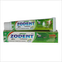100 gm Anticavity Toothpaste Gel
