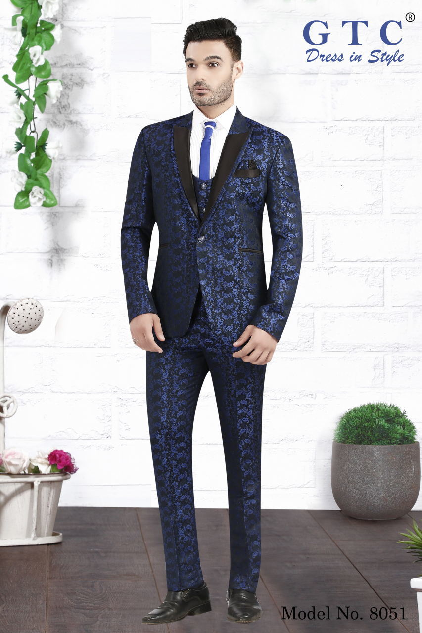 8051 DESIGNER MEN SUIT