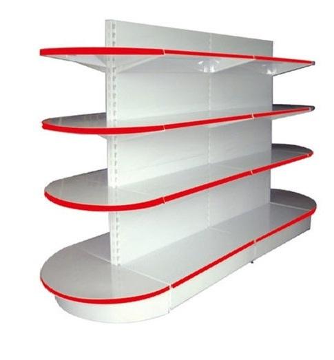 Super Market Double Side Shelves