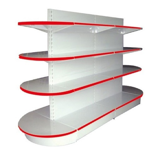Super Market Double Side Shelves