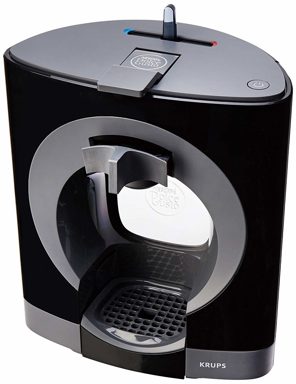 NESCAFE By KRUPS Dolce Gusto Oblo Coffee Machine (Black)