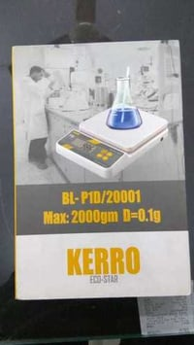 Weighing balance Kerro Eco-Star