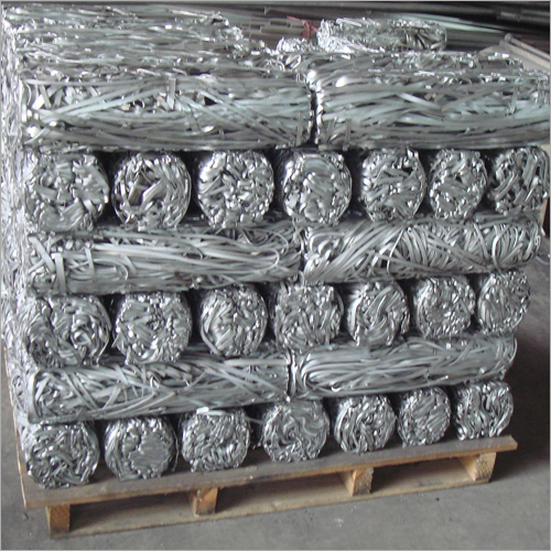 SS Side Trimmed Briquettes Scrap