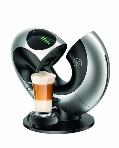 Nescafe Dolce Gusto by De'Longhi Eclipse Touch Edg736S Pod Coffee Machine (Silver)