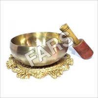 7 Metal Singing Bowls