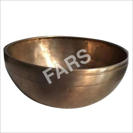 Round Singing Bowls