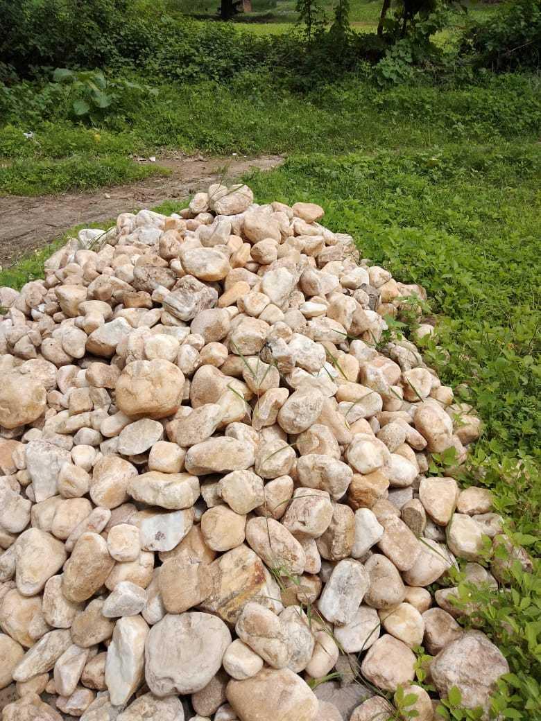 top exporter of garden basalt boulder stone