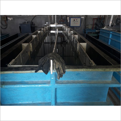 Electroplating and Anodizing Plant