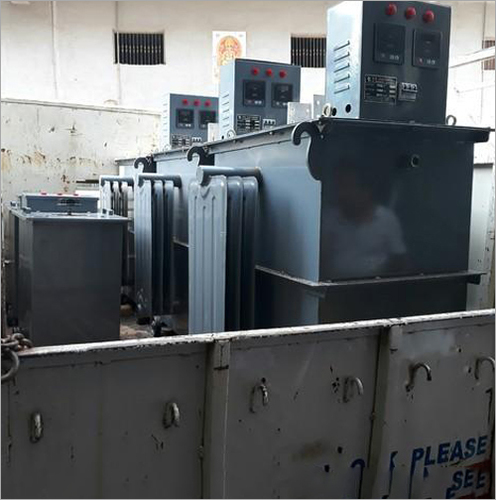 Rectifier Anodizing Plant