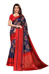 Women's Art designer kalamkari silk saree