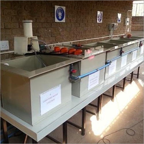 Nickel Electroplating Plant