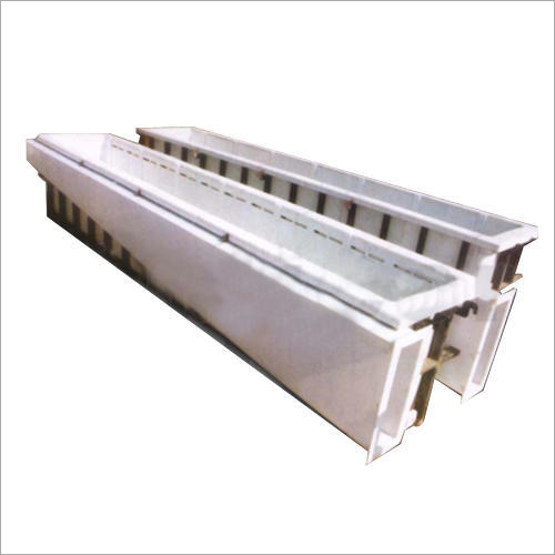 Rectangular Polypropylene Tank