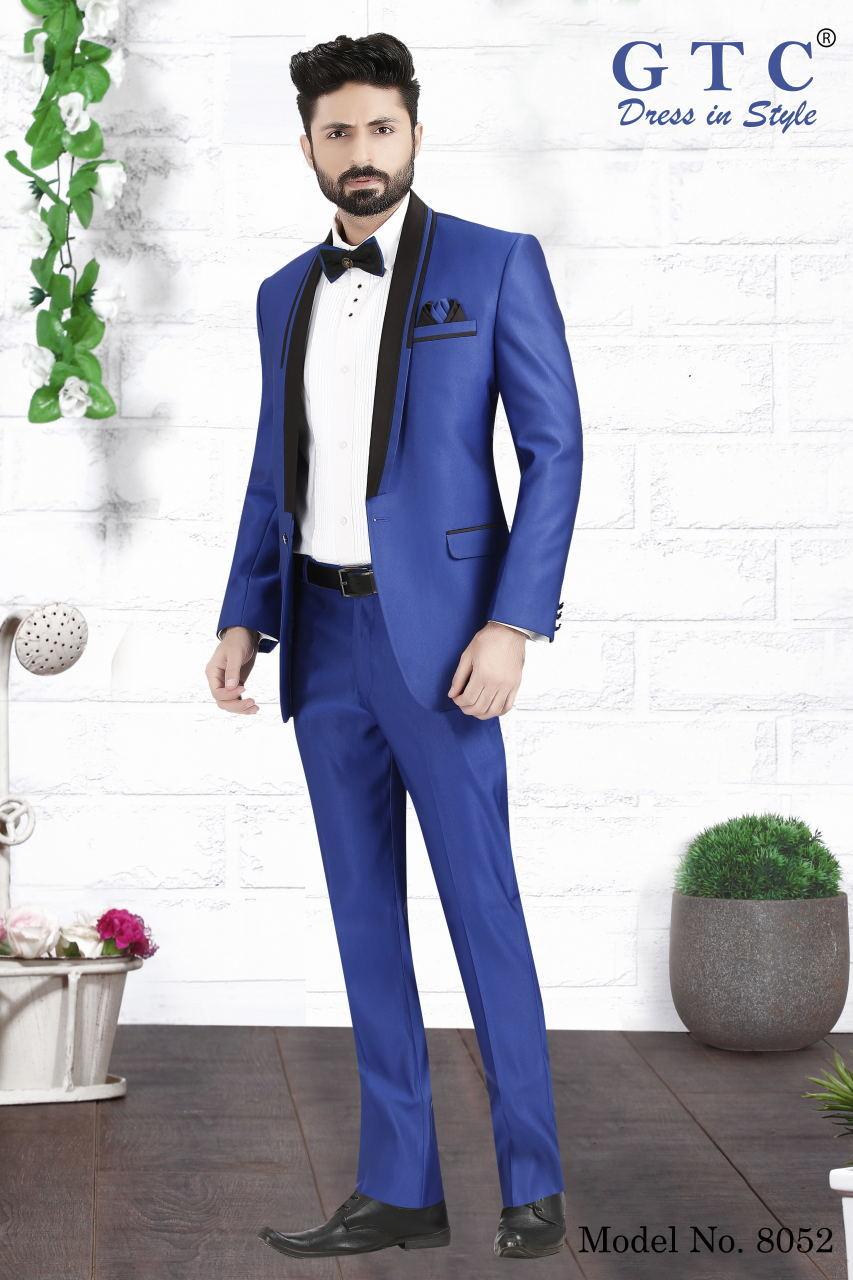 8052 Designer Men Suit