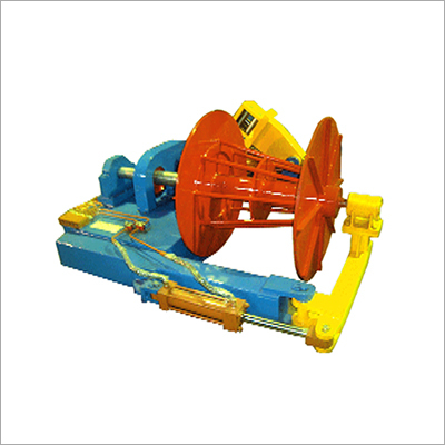 Hydraulic Scrap Winder