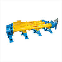 Solvent Extraction Plant Extruder