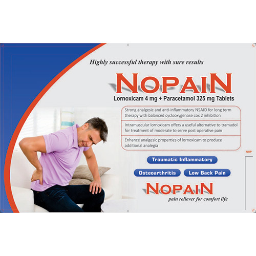Nopain Tablets