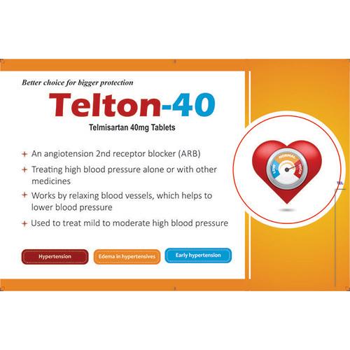 Telton-40 Tablets