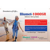 Blumet-1000SR Tablets